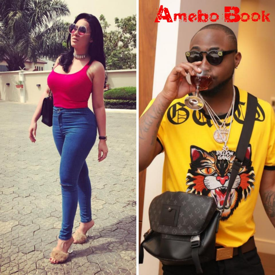 Davido Shades Caroline Danjuma In New Single