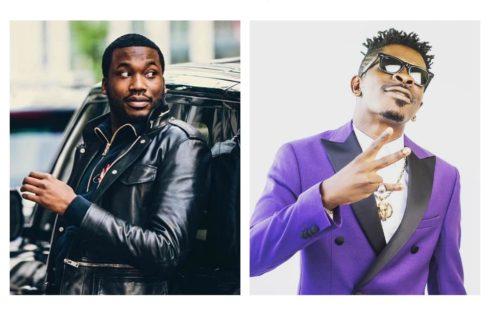 Shatta Wale Shows Support For Meek Mill