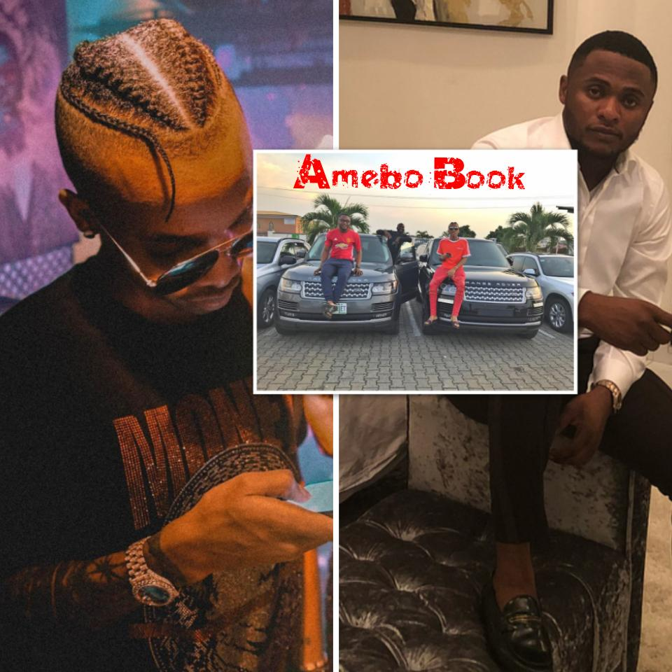 Tekno And Ubi Franklin Put Their Newly Acquired Identical Range Rovers On Display