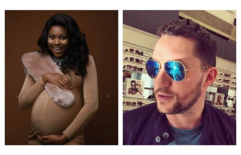 Face Of Yvonne Nelson's Baby Daddy