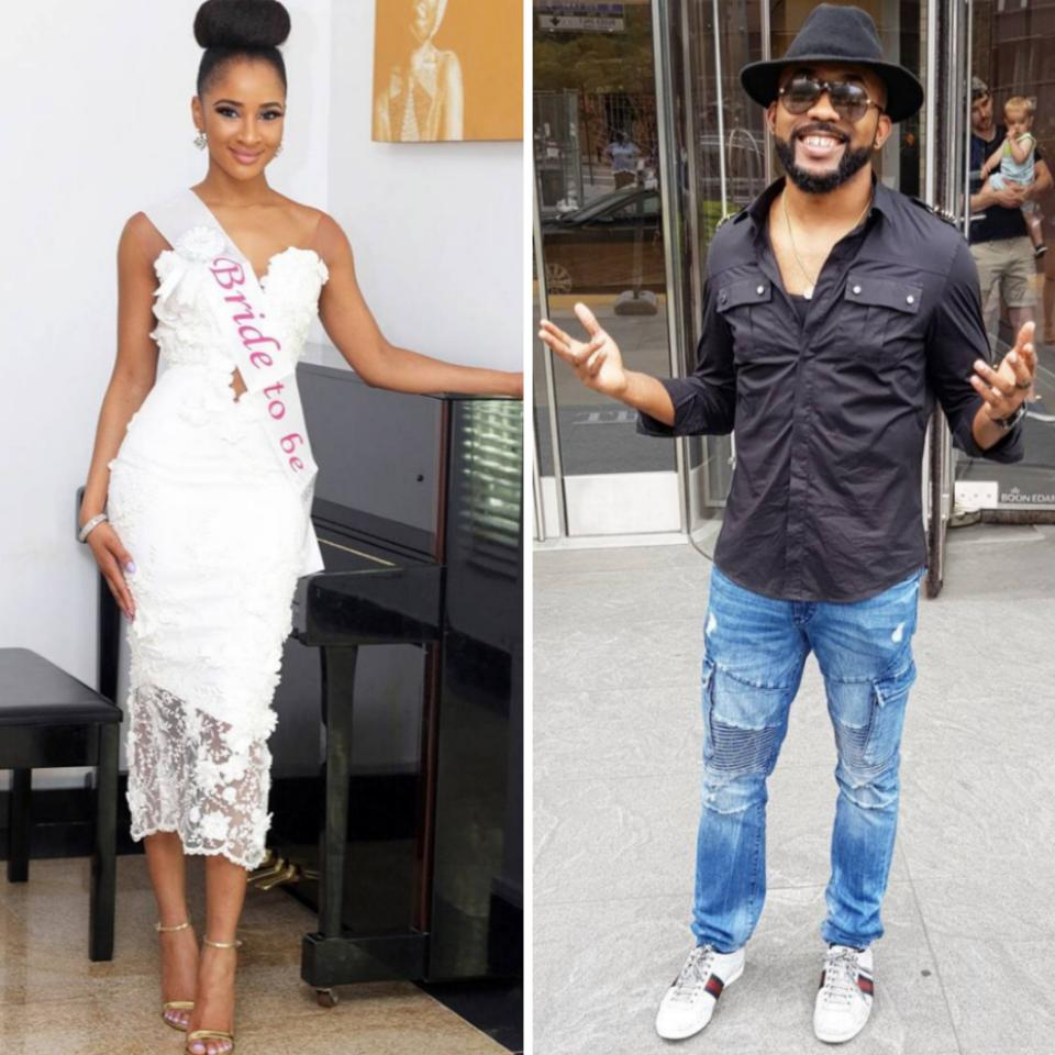 Banky W Response To Rumours That Tickets To His Wedding Are Being Sold
