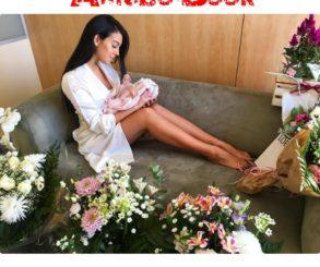 Georgina Rodriguez Shares Photo Of Their Newborn Baby Alana Martina