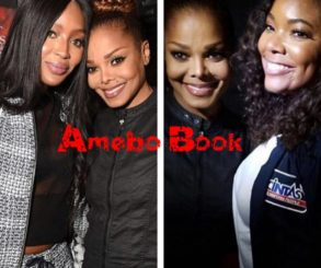 Janet Jackson Pictured With Naomi Campbell After Her State Of The World Tour