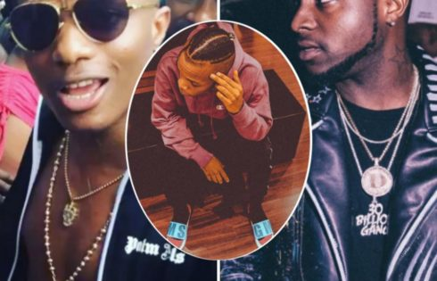 Eyewitness Has Revealed The True Reason Why Wizkid Was Slapped And How Tekno Caused It