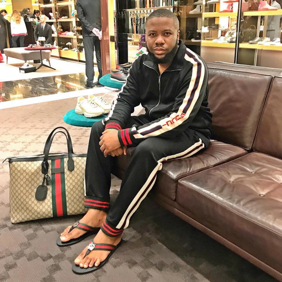 Billionaire Gucci Master Hushpuppi