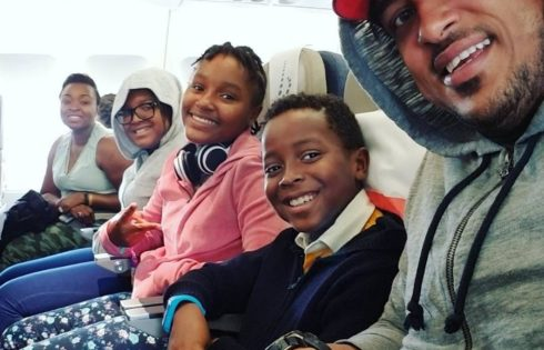Van Vicker Wishes His Son Happy 9th Birthday
