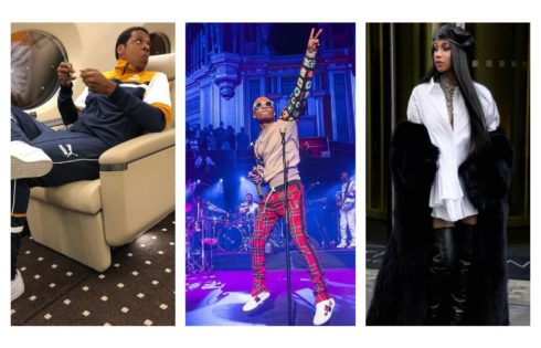 Wizkid Wins Best International Act At MOBO Awards 2017