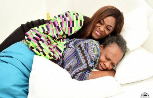 Uriel Oputa Pens Emotional Message To Her Mum Suffering From Dementia