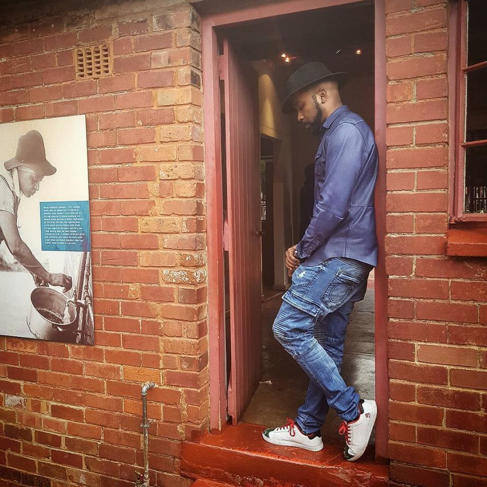 Banky W Explains Why He Is Always Hard On Himself
