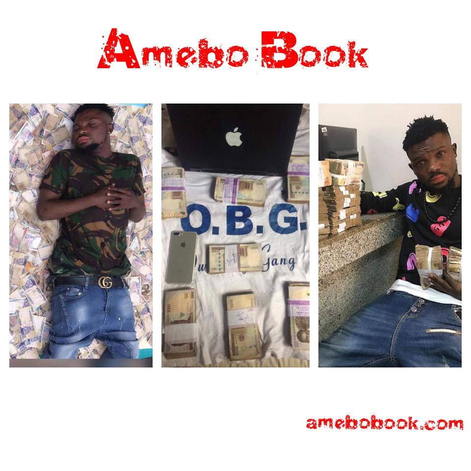 Freeman Obg Owoboy The Nigerian Man Who Sleeps On Money