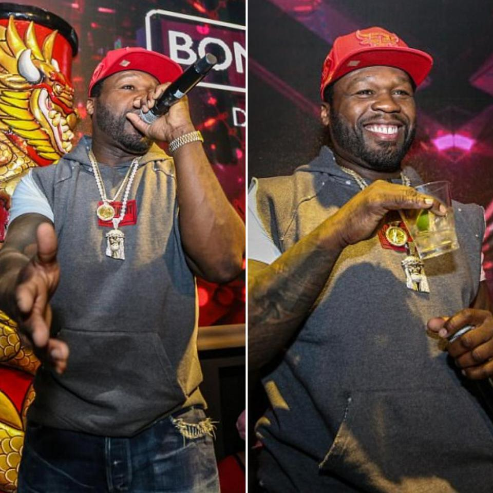 50 Cent Broke $1,000 Worth Of DJ Equipment After He Jumped On Top Mixer