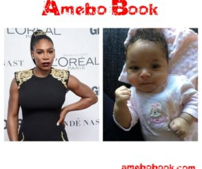 Serena Williams Daughter Alexis Olympia