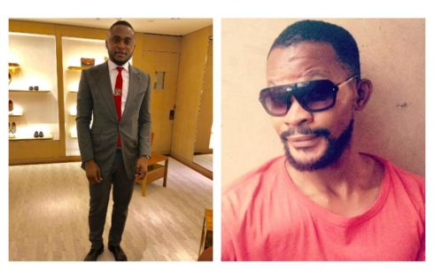 Uche Maduagwu Mocks Ubi Franklin After He Wrote Rules And Regulations For People To Comment On His Page