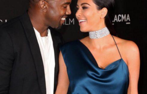 Kanye West Gave Kim Kardashian Disney Mickey Toy, Apple Headphones And More Stocks For Christmas (3)