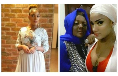Gifty Powers Curses Commenter Who Told Her To Tell Another Story Other Than Her Mum