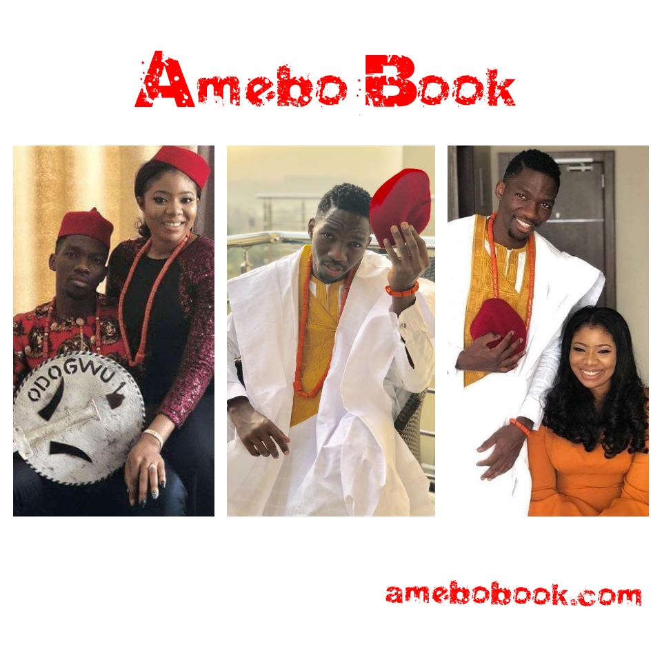 Kenneth Omeruo And Chioma Nnamani Pre-Wedding