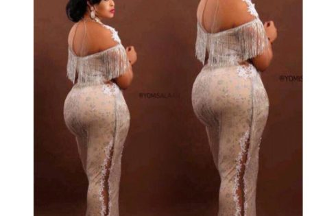 Biodun Okeowo Claps Back Over Butt Photo