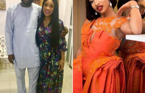 Tonto Dikeh Sends New Year Message Thanking Her Surgeon For Her New Body