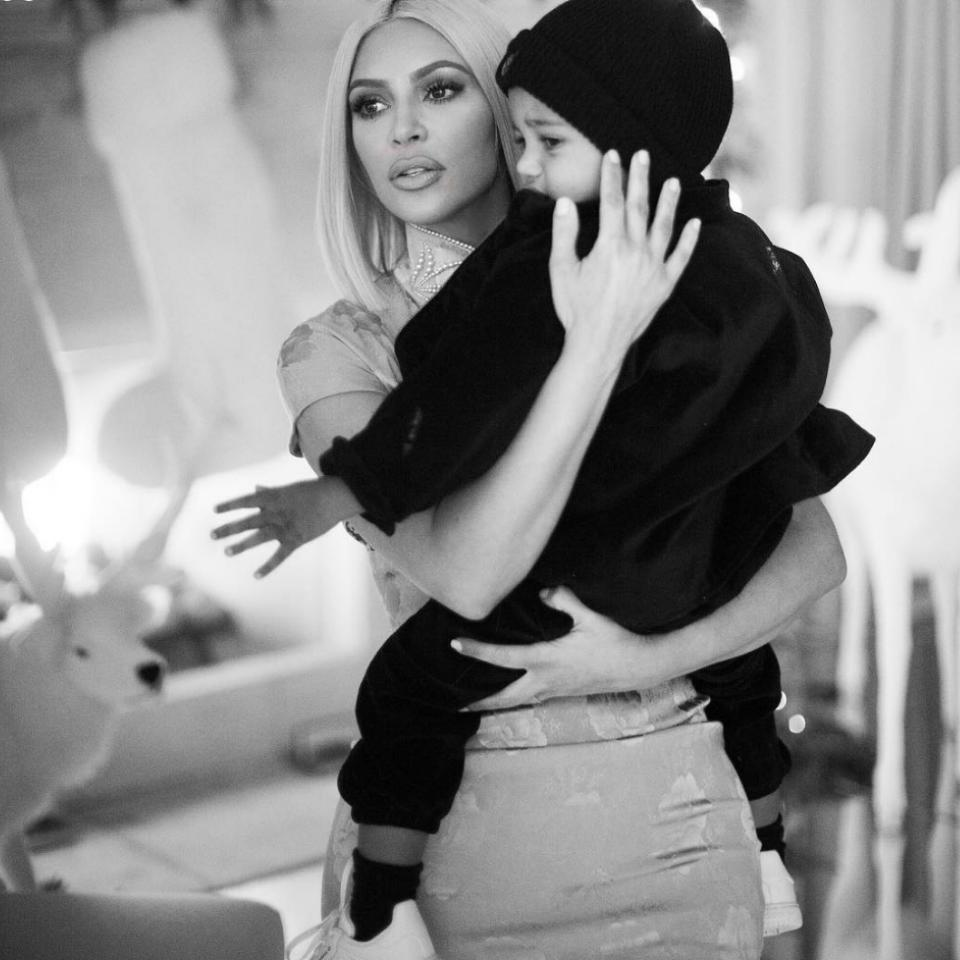 Kim Kardashian Says The End Of 2017 Was Challenging