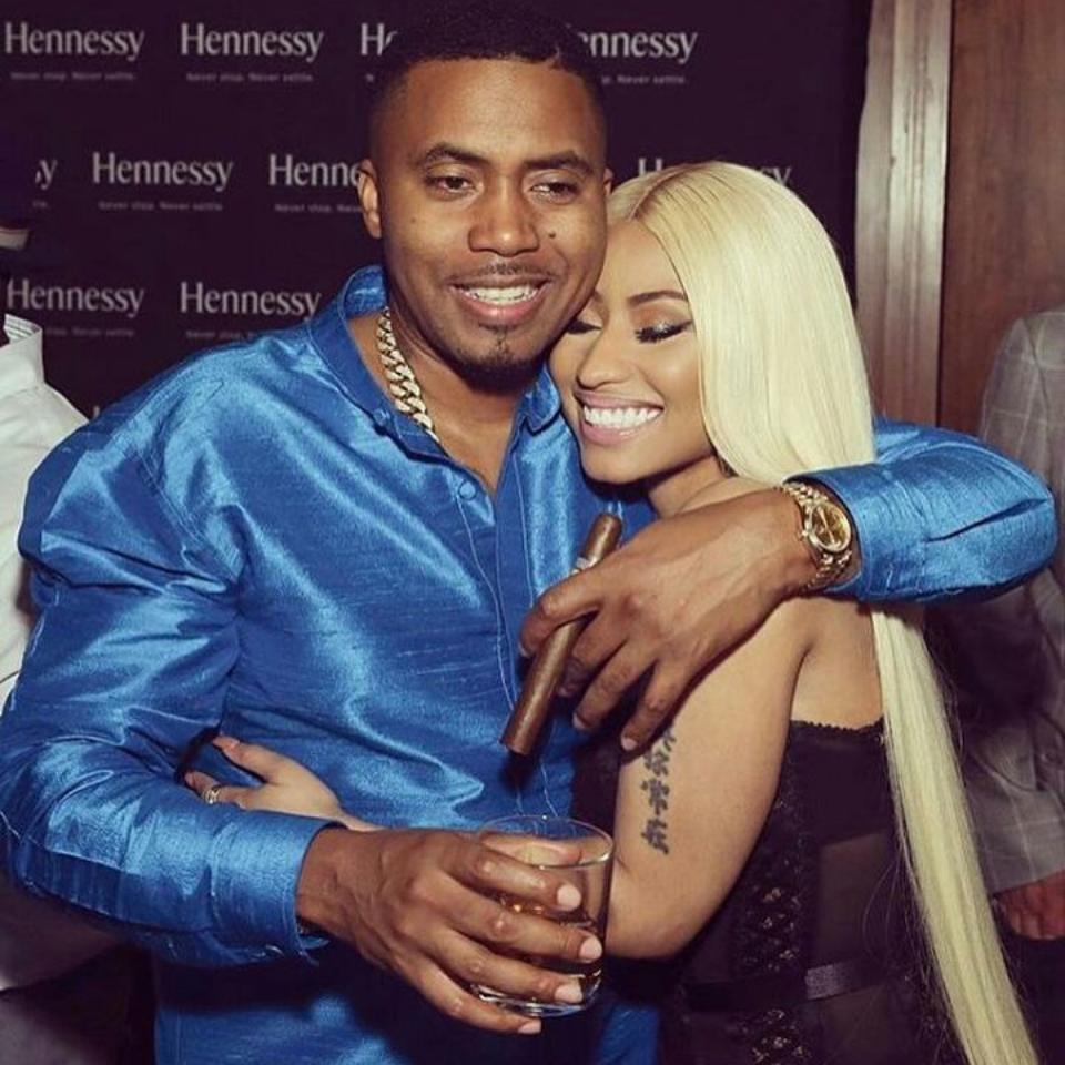 Nicki Minaj And Nas Have Reportedly Broken Up