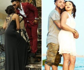 Nabila Fash Celebrates Husband Oristefemi On His Birthday