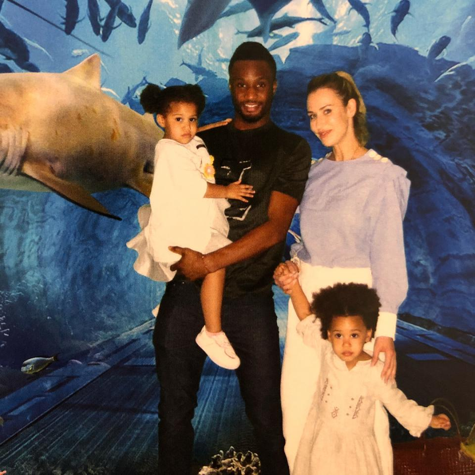 Olga Diyachenko Celebrates Life With Mikel Obi And Twin Daughters