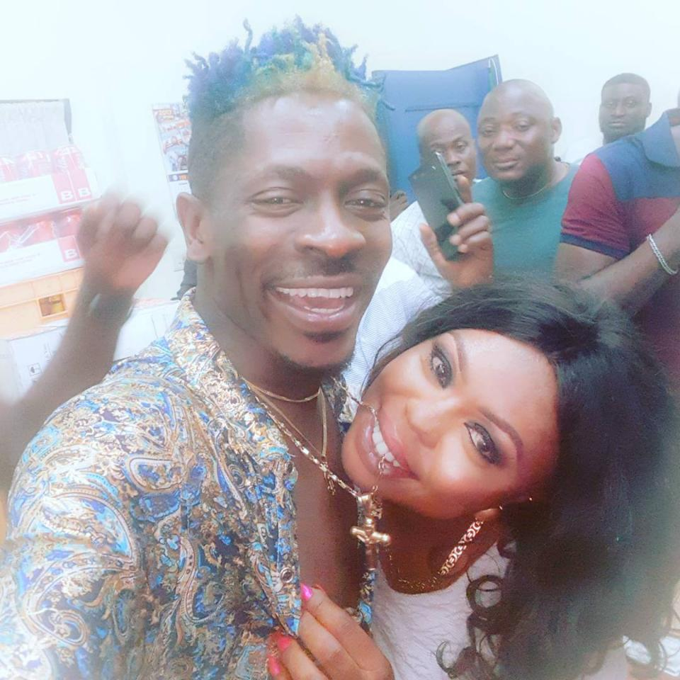 Afia Schwarzenegger Thinks Shatta Wale And Herself Are gods In Ghana