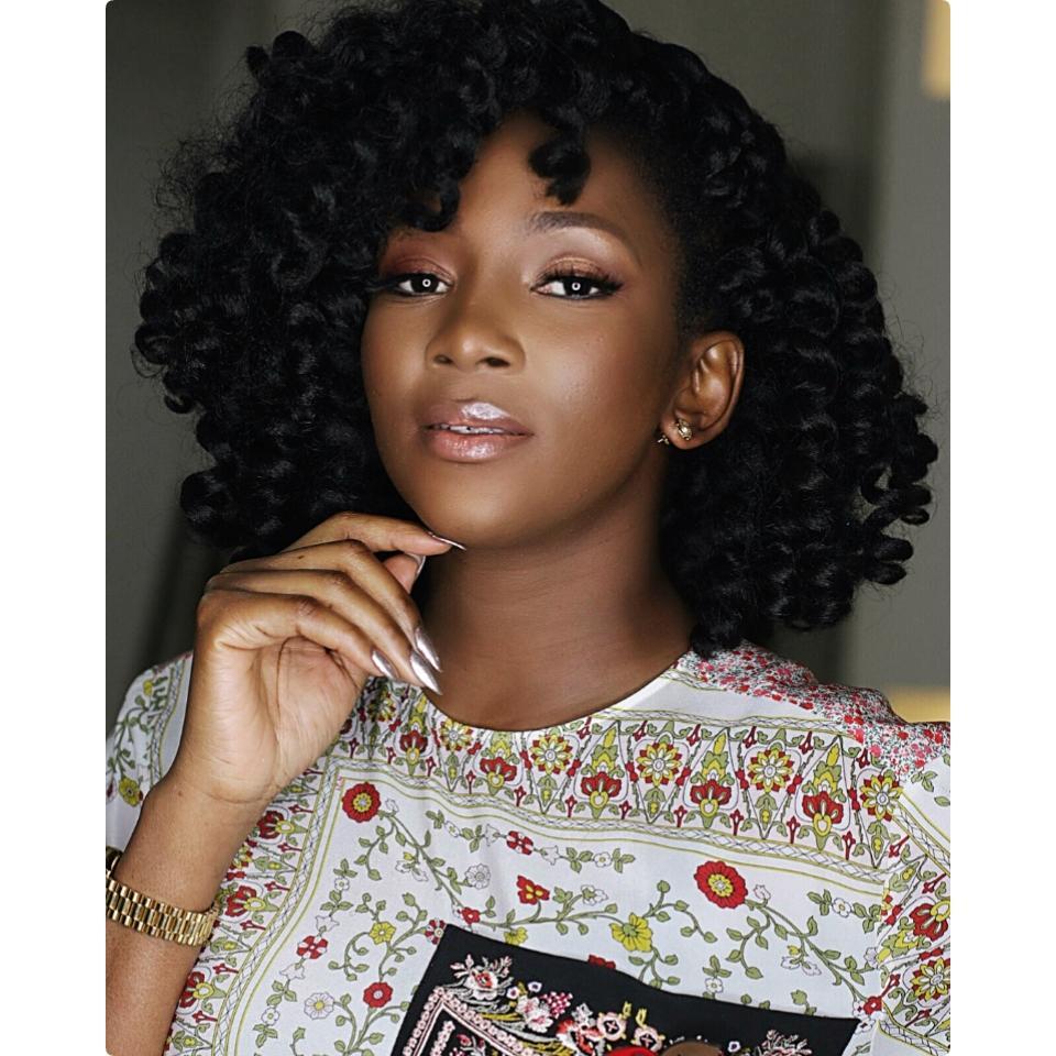 Genevieve Nnaji Stuns In New Makeup Photos