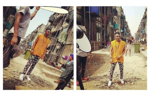 Fans React After Seeing Efe Ejeba Warri Video Shoot