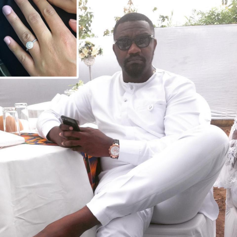 John Dumelo Announces His Engagement