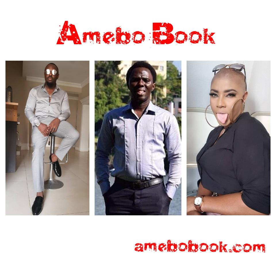 Jim Iyke And Angela Okorie Blasted A Troll Who Told The Actor To Go And Marry