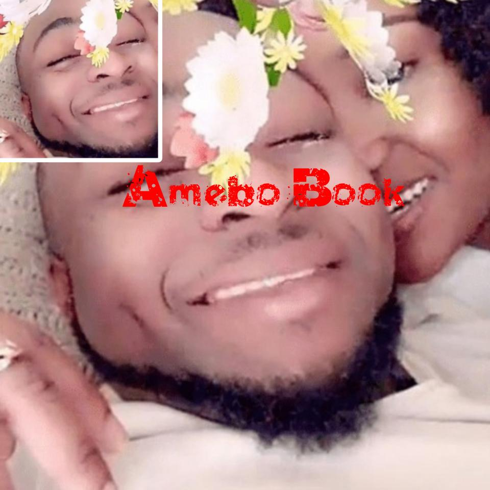 Smiling Davido In Loved Up Photo With New Girlfriend Chioma