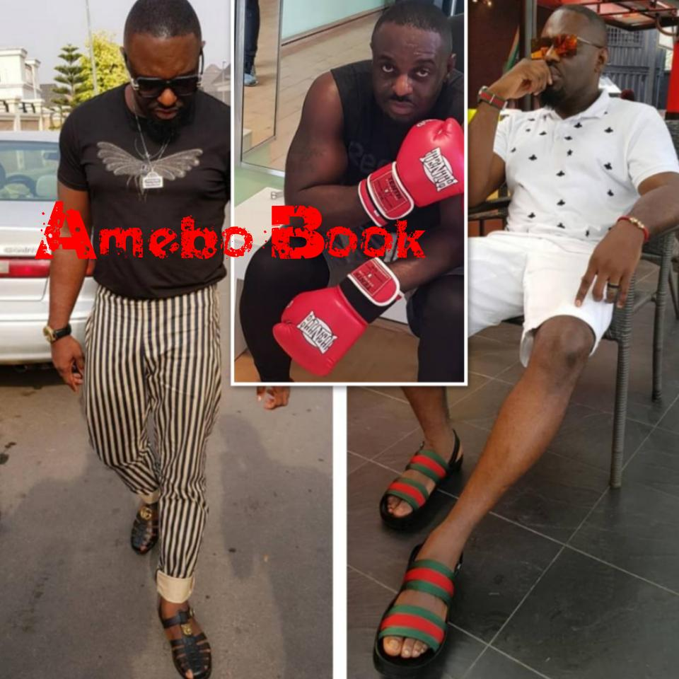 Jim Iyke Makes It Clear He Has Zero Tolerance For Bullies