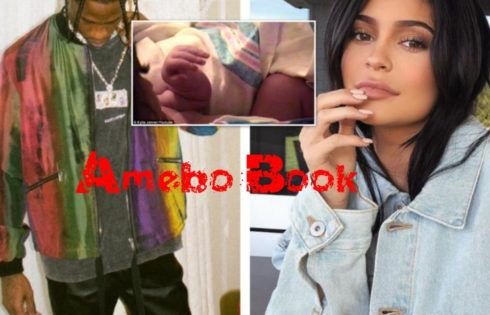 Kylie Jenner Has Given Birth To First Child With Travis Scott