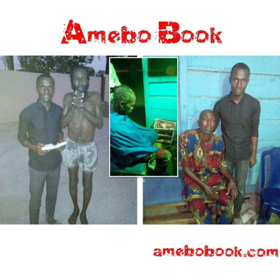 Mentally Challenged Man Healed And Delivered After Coming Across Evangelist