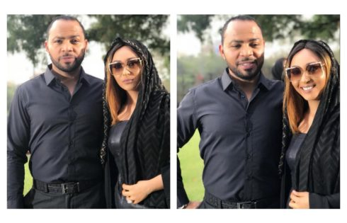 Rosy Meurer Says Her Dream Of Playing Ramsey Nouah's Sister In A Movie Has Come True