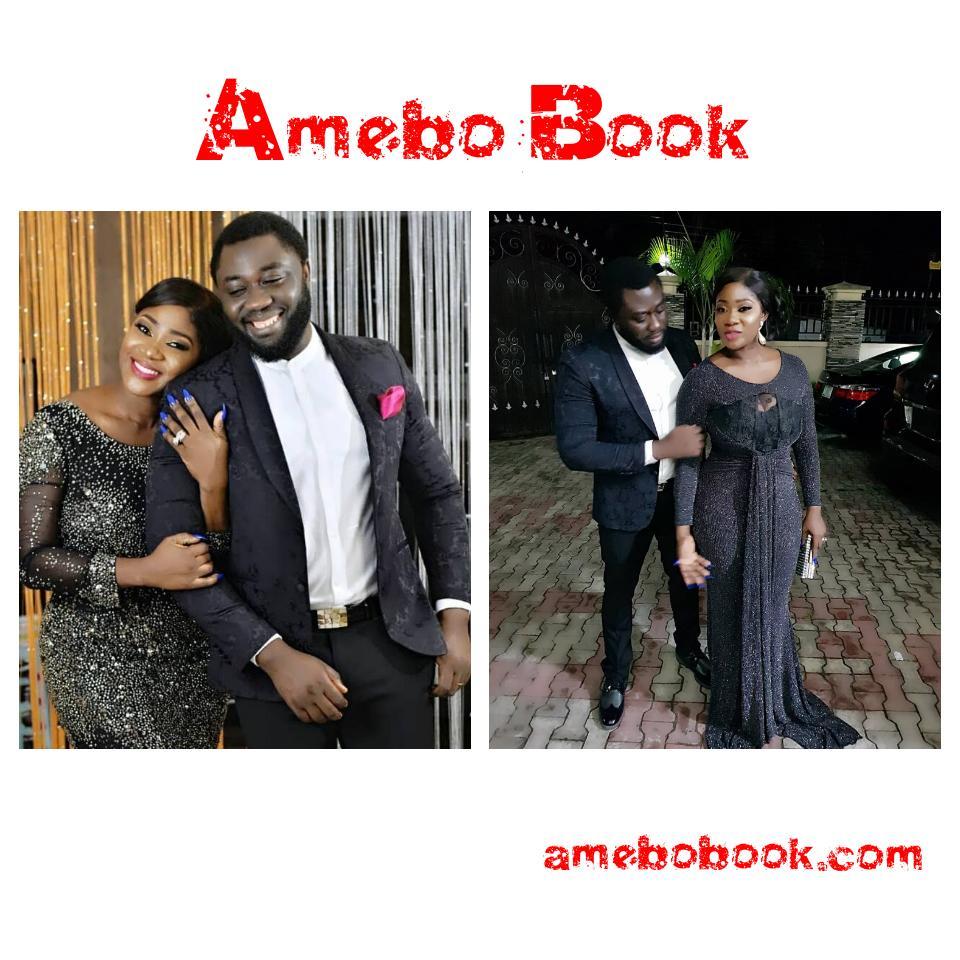 Prince Odi Okojie Sweet Talks Mercy Johnson In Valentine's Day Message
