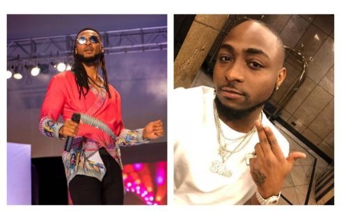 Raunchy Photo Flavour Shared That Got Davido To React