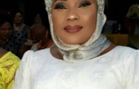 Eucharia Anunobi Decided To Celebrate Her Late Son's Birthday