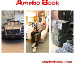 Mompha Buys N150M Rolls Royce Wraith 2018