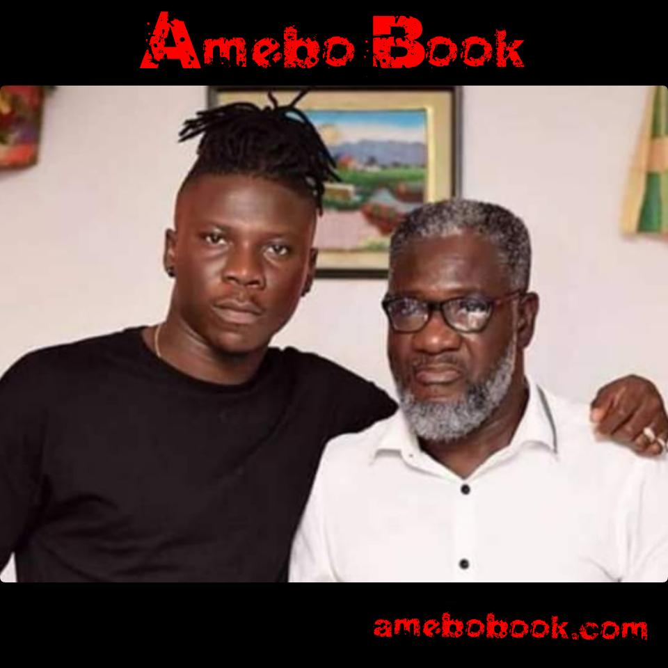 Stonebwoy Visits Ebony Reigns Father
