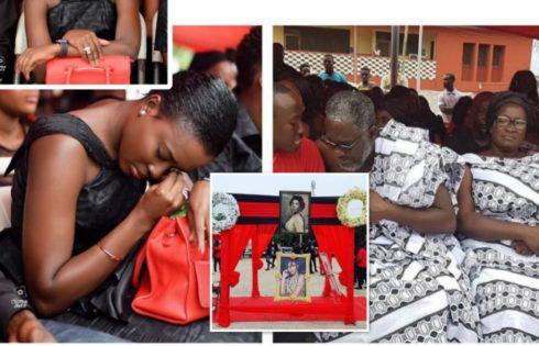 Ebony Reigns One Week Memorial Service