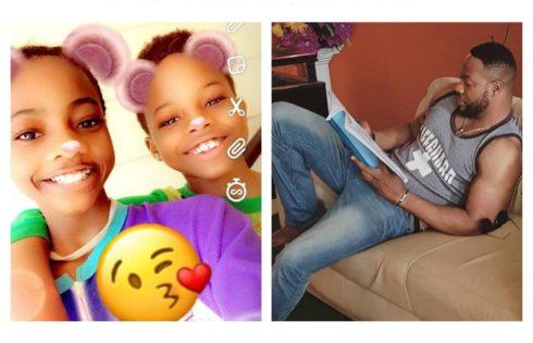 Bolanle Ninalowo Shares Photo Of His Cute Children