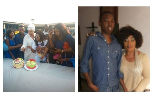 Raymond's 16th Posthumous Birthday At An Orphanage In Lagos