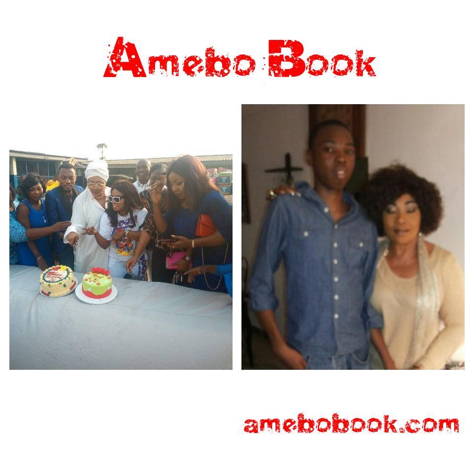 Raymond's 16th Posthumous Birthday At An Orphanage In Lagos