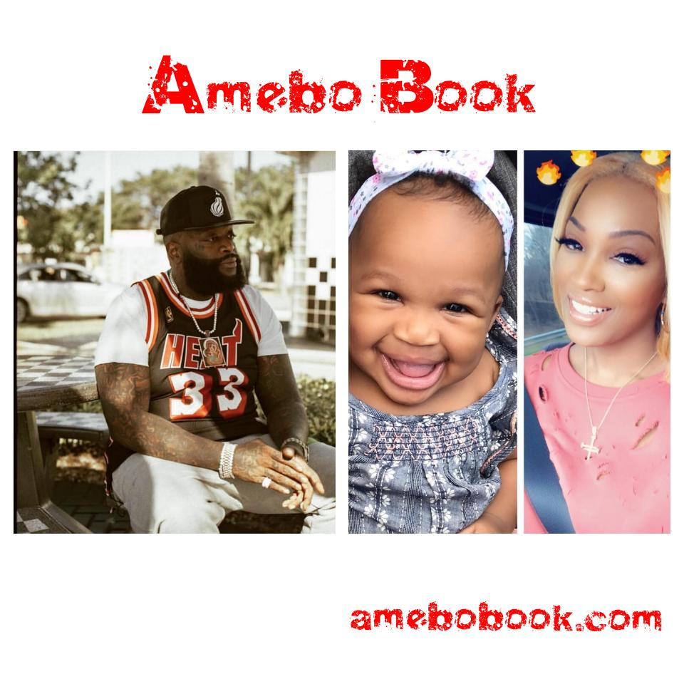 BrianaCamille Thinks Daughter Hermes Is Starting To Look More Like Her And Not Rick Ross