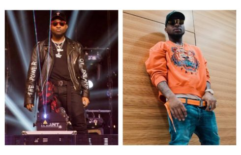 Davido Says Heaven Go Too Sweet
