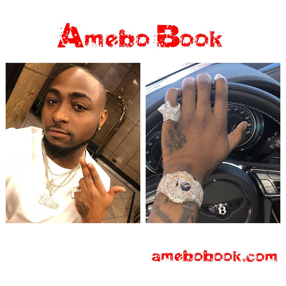Davido Cruise His Brand New Bentley