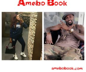 Dillish Mathews Celebrates Emmanuel Adebayor On His Birthday