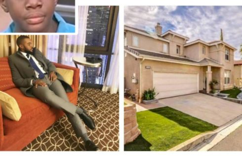 Williams Uchemba Buys New Mansion Worth N500m In California